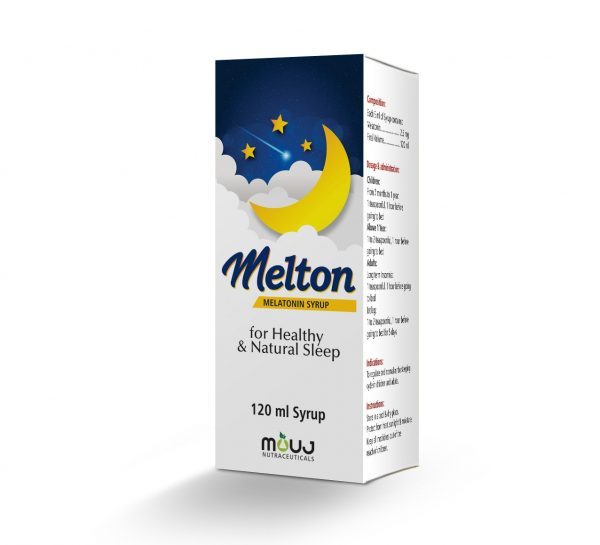 Melatonin Syrup, Drops and Tablets