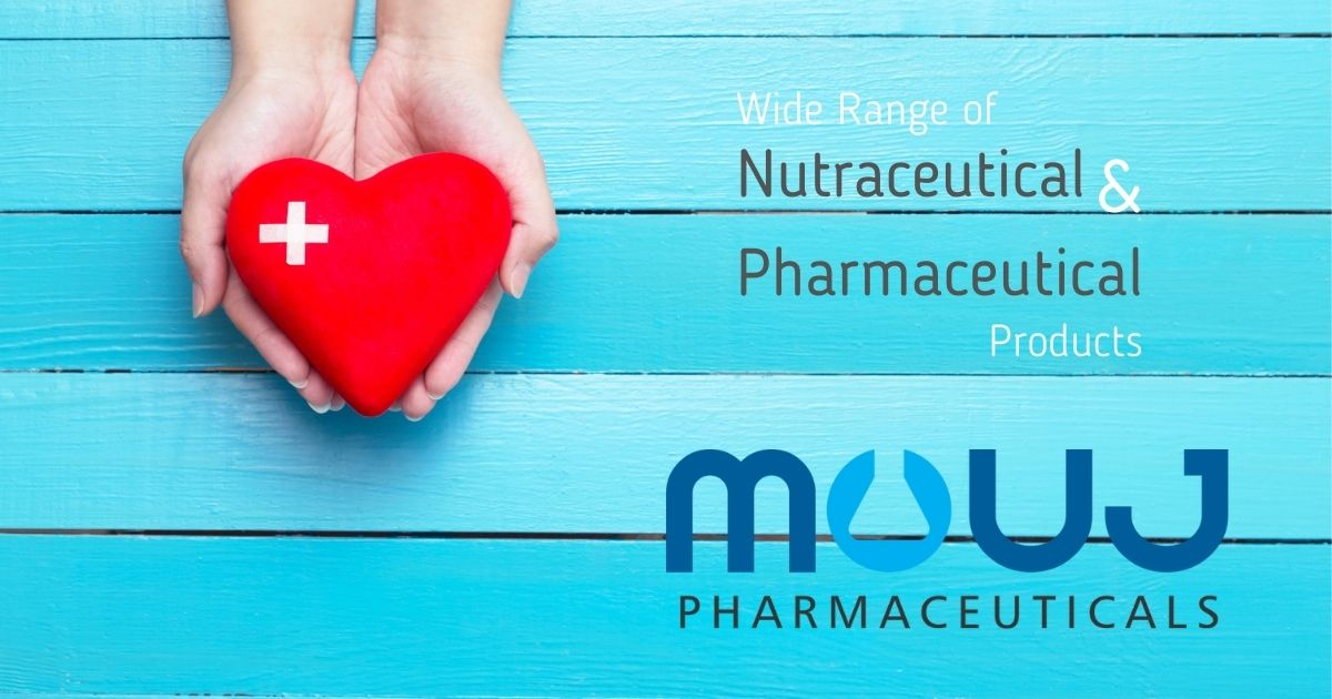 Mouj Pharma , wide range of Nutraceutical & Pharmaceutical Products